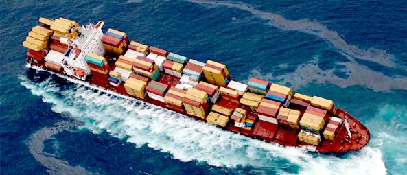 美国海运的价格
