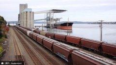 多式联运-商品的驳船和铁路运输仍然是一个问题