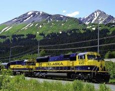 跨境铁路-合作建立阿拉斯加和加拿大之间1500英里的铁路连接