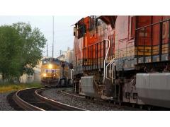 美国7月铁路运量下滑