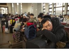 世界上最大的年度人类迁徙在中国再次开始2020年