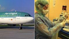 国际空运价格-运送医疗物资!爱尔兰航空计划使用A330客机执飞60班北京货运航