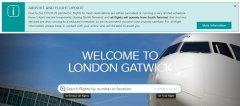 空运公司欧洲空运-伦敦盖特威克机场将暂时关闭北航站楼 限制定期航班运行时