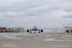欧洲国际国际快递-台州机场圆满完成援鄂医疗队包机保障任务