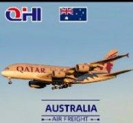 澳大利亚空运费用查询