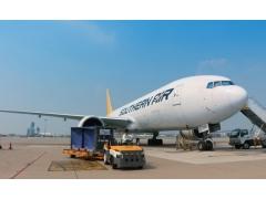 空运中抛货,又称为泡货,通俗的讲就是轻货的概念