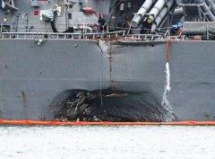 美军放弃战舰数字控制系统:操控过于复杂曾导致撞船-乌克兰航空